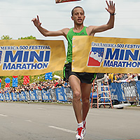 Oneamerica Mini Marathon